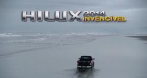 Confira o Comercial Toyota Hilux 2014