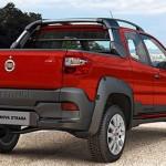 Nova Fiat Strada 2014 Motor