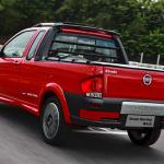 Nova Fiat Strada 2014 Caçamba extendida