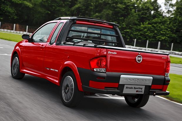 Nova Fiat Strada 2014 Sporting