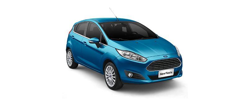 New Fiesta Hatch 2014 S 1.5