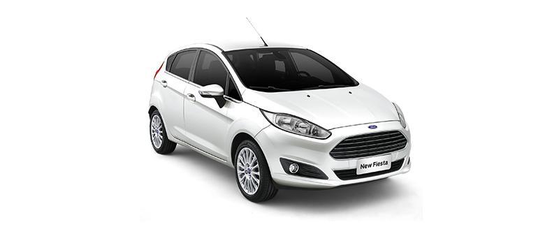 New Fiesta Hatch 2014 SE 1.5