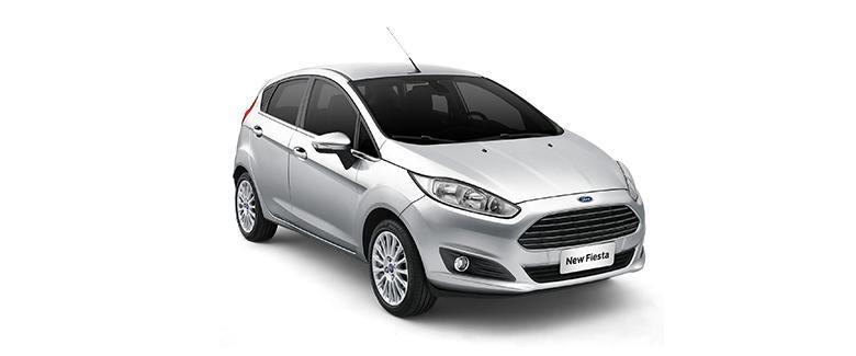 New Fiesta Hatch 2014 SE 1.6