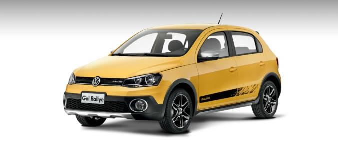 Novo Gol 2014 1.6 Rallye