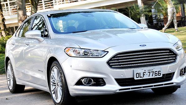 fusion 2014 ecoboost e estacionamento