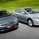Novo Honda Civic 2014 Modelos