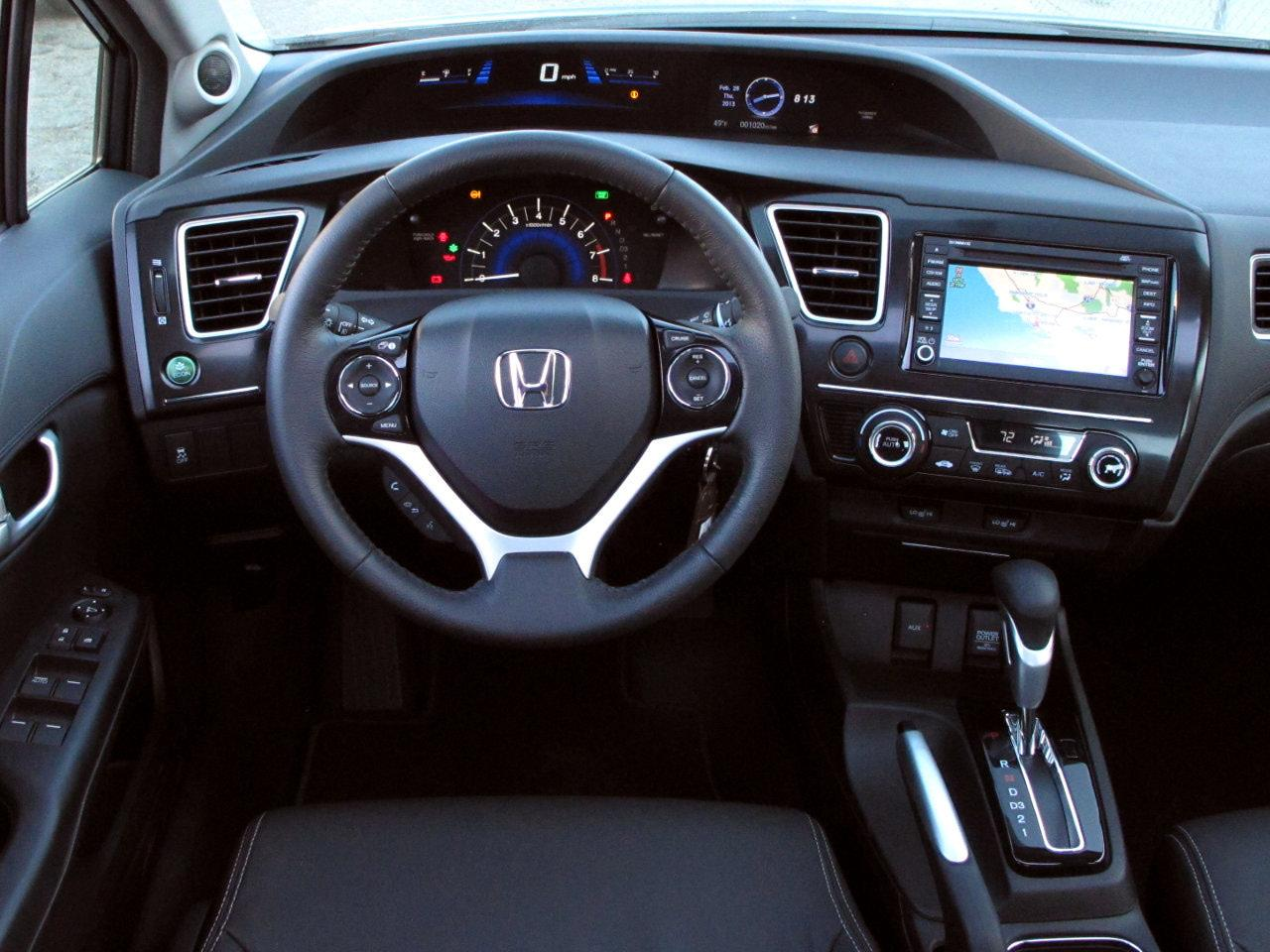 Honda Civic 2014 Fotos