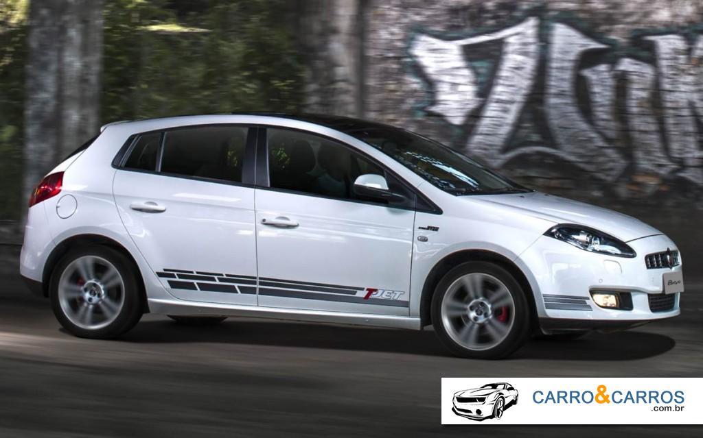 Novo Fiat Bravo 2014 Desempenho
