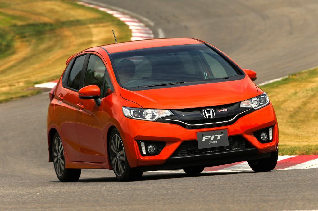 Novo Honda Fit 2014 Desempenho