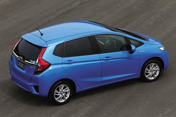 Novo Honda Fit 2014 Ficha Técnica