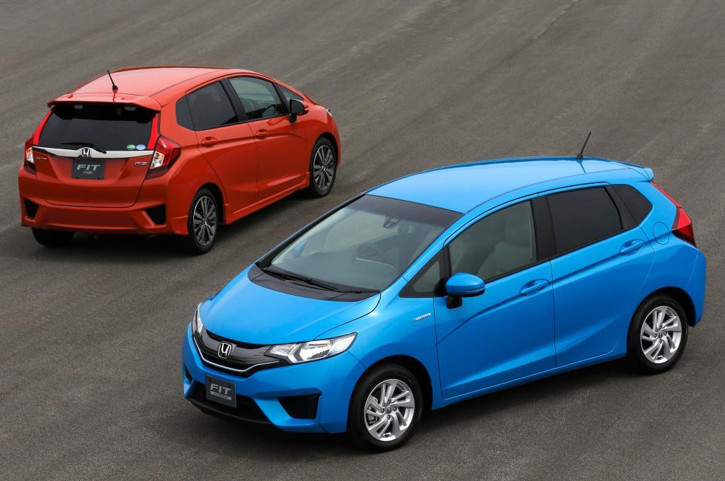 Novo Honda Fit 2014 Consumo