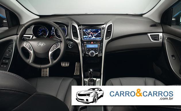 Novo i30 2014 Hyundai Interior