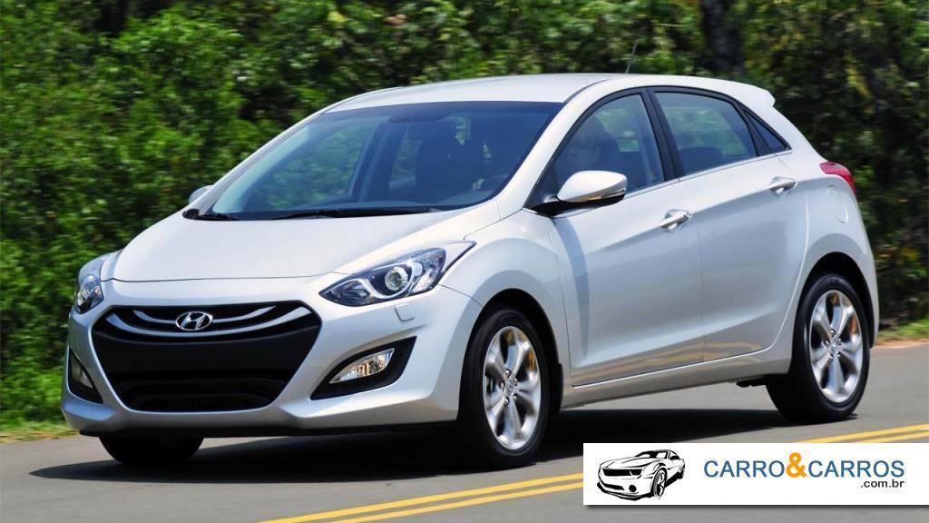 Novo i30 2014 Hyundai Completo