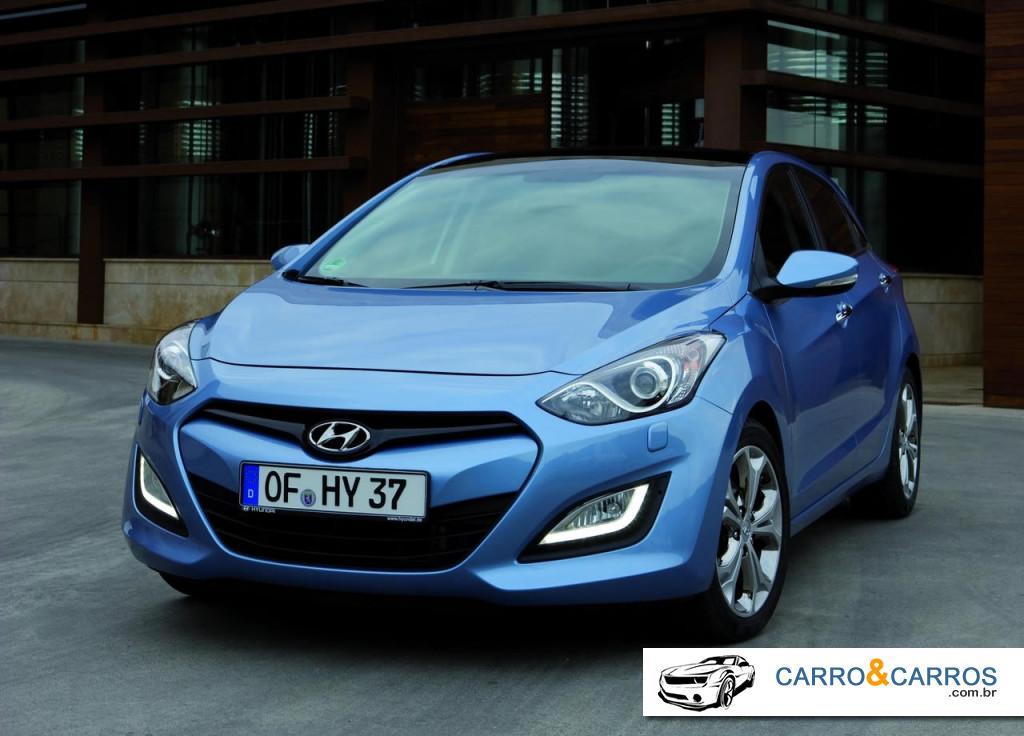 Novo i30 2014 Hyundai Consumo