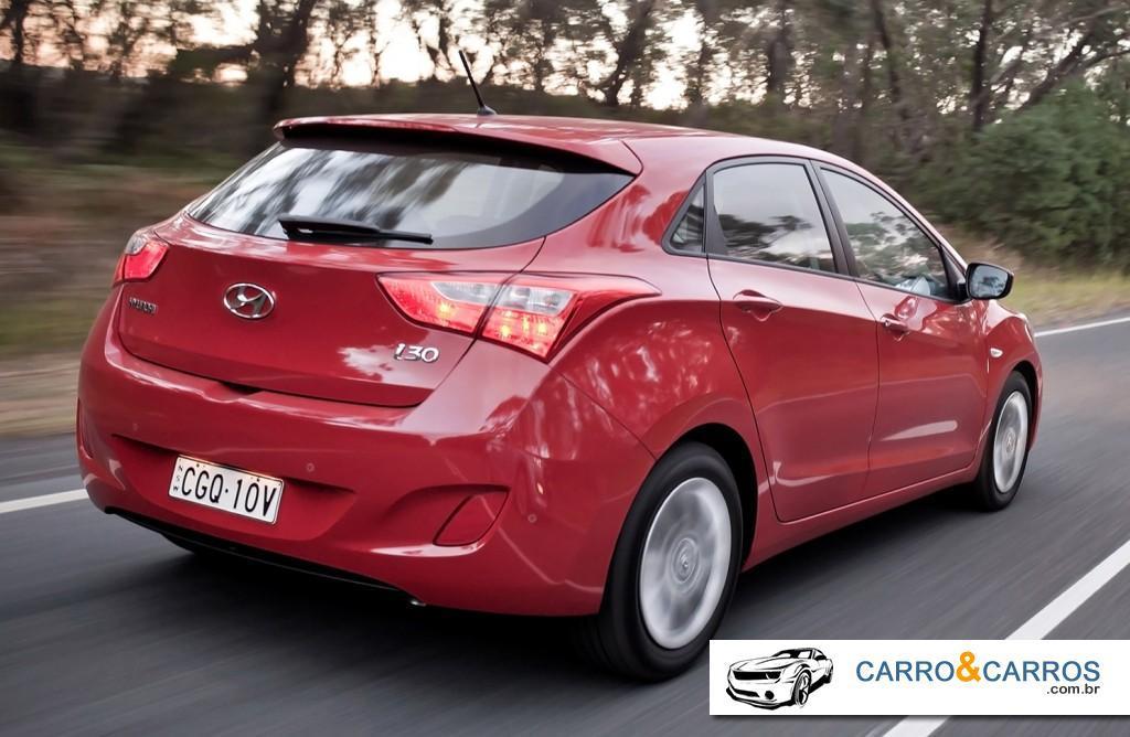 Novo i30 2014 Hyundai Valor