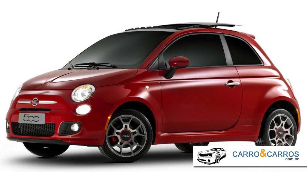 Novo Fiat 500 2014 2015 Preço