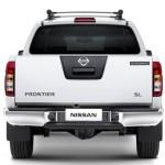 Nissan lana Frontier 2014
