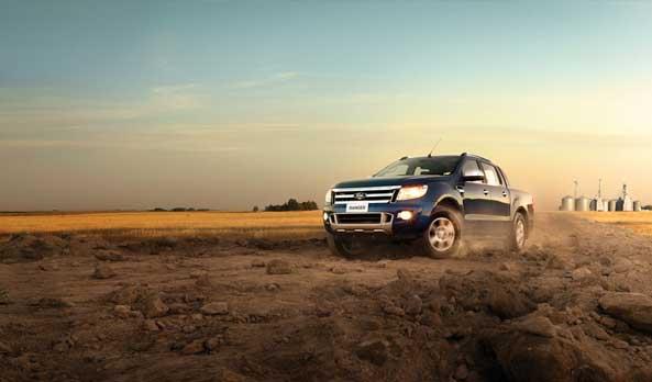Novo Ranger 2014 Cabine Dupla Consumo