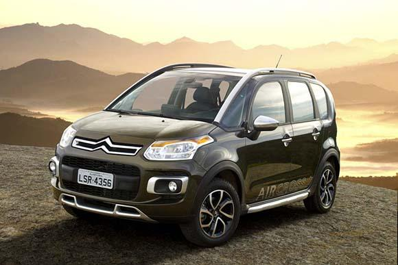 novo citroen aircross 2014 pre o consumo fotos ficha t cnica e avalia o. Black Bedroom Furniture Sets. Home Design Ideas