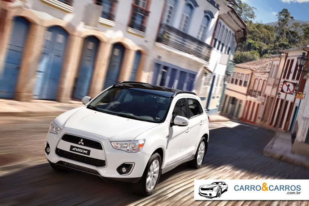 Novo Asx 2014 Mitsubishi Preço e Valor