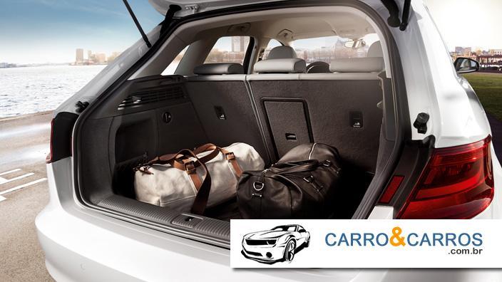 Novo Audi A3 Sportback 2014 Porta Mala