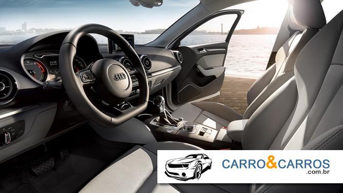 Novo Audi A3 Sportback 2014 Valor