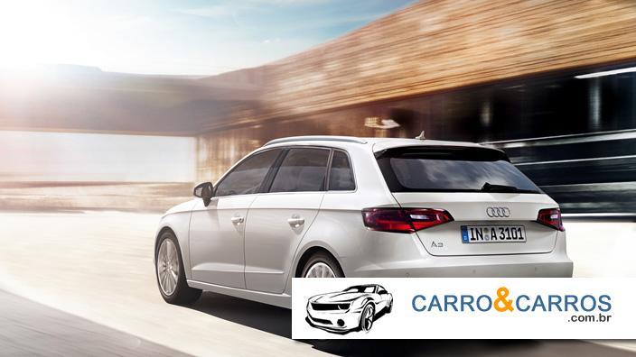 Novo Audi A3 Sportback 2014 Consumo