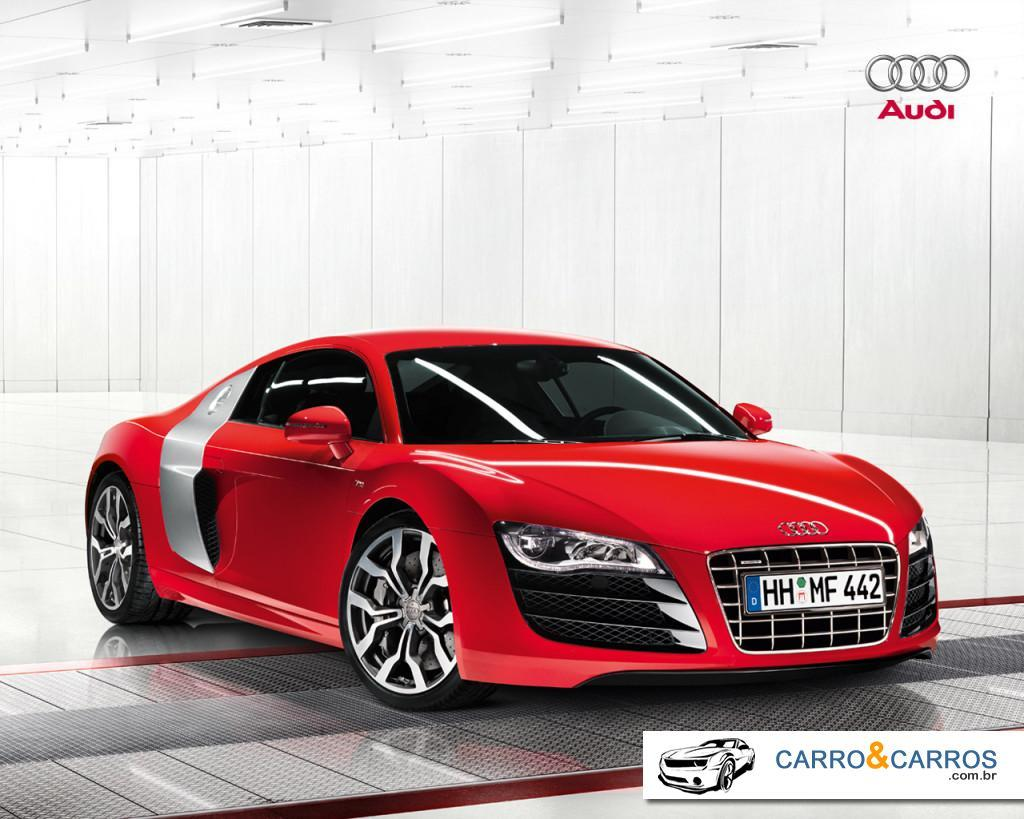 Novo Audi R8 v10 2014 Valor e desempenho