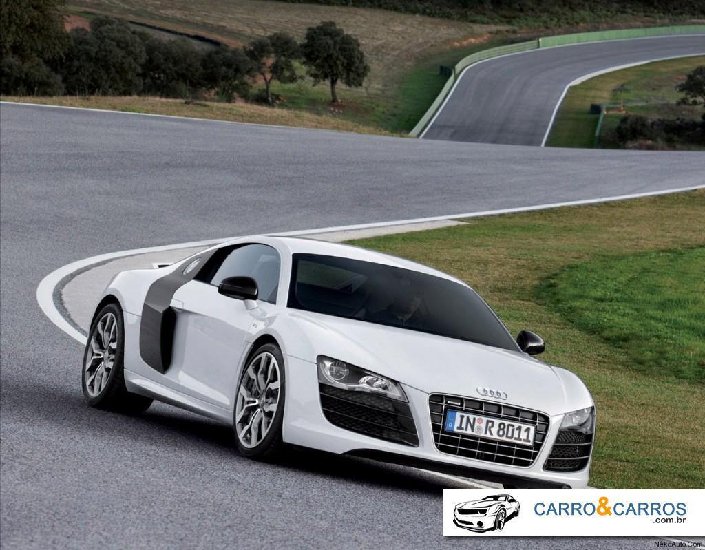 Novo Audi R8 v10 2014 Consumo