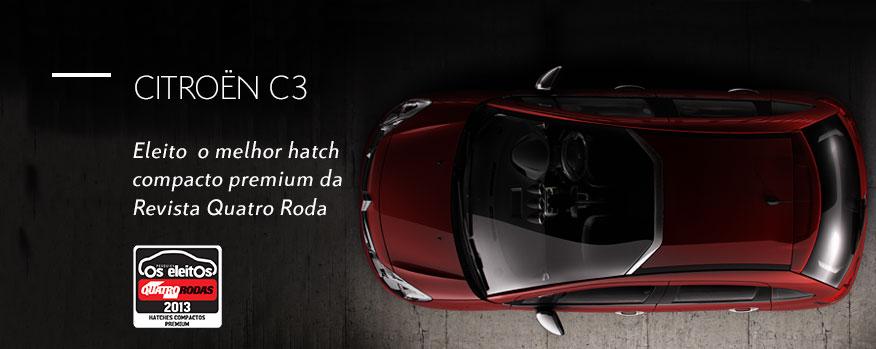 Novo Citroen C3 2014 - Preço, Consumo, Fotos, Ficha Técnica e Avaliação