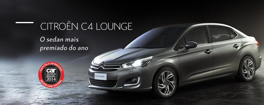 Novo Citroen C4 Lounge 2014 Consumo