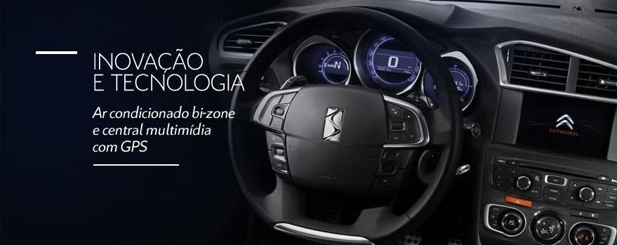 Novo Citroen DS4 2014 Completo Ficha Técnica