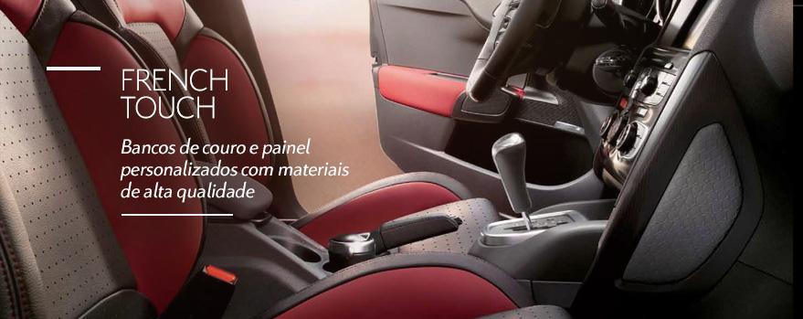 Novo Citroen DS4 2014 Interior e Valor