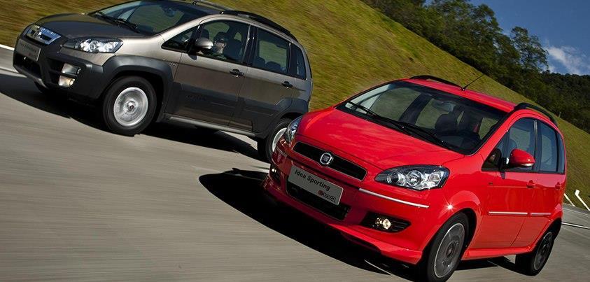 Novo Fiat Idea 2014 Preço