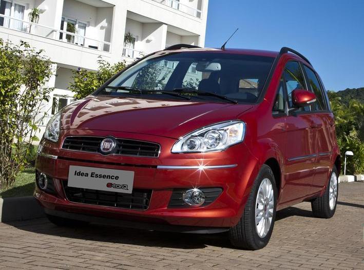 Novo Fiat Idea 2014 Desempenho