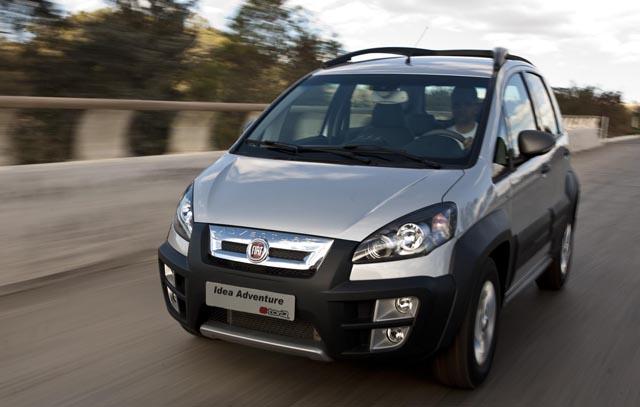 Novo Fiat Idea 2014 Consumo