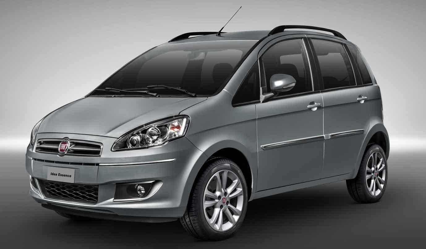 Novo Fiat Idea 2014 - Preço, Consumo, Fotos, Ficha Técnica