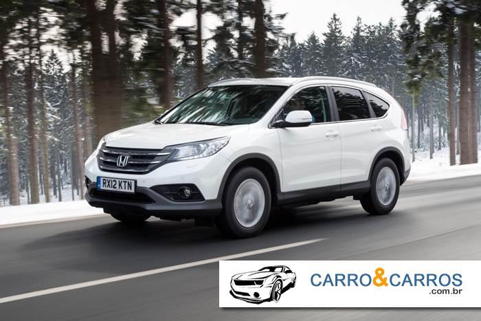 Novo Honda CR-V 2014 Preço e Valor
