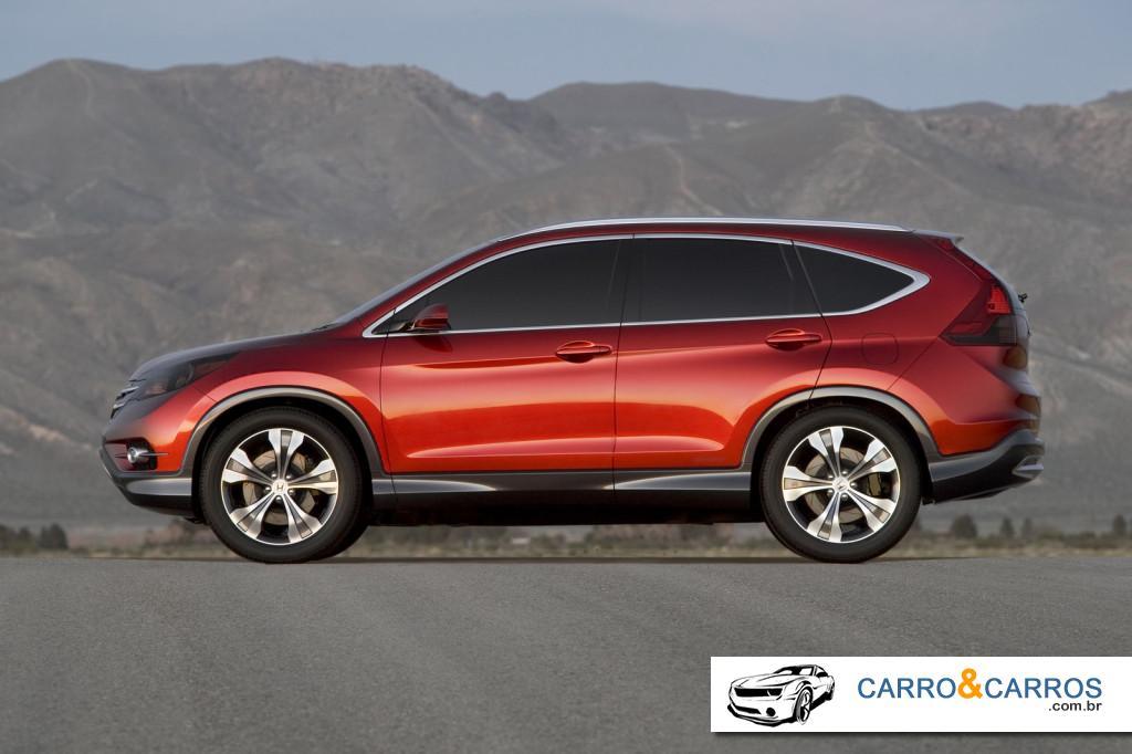 Novo Honda CR-V 2014 Consumo