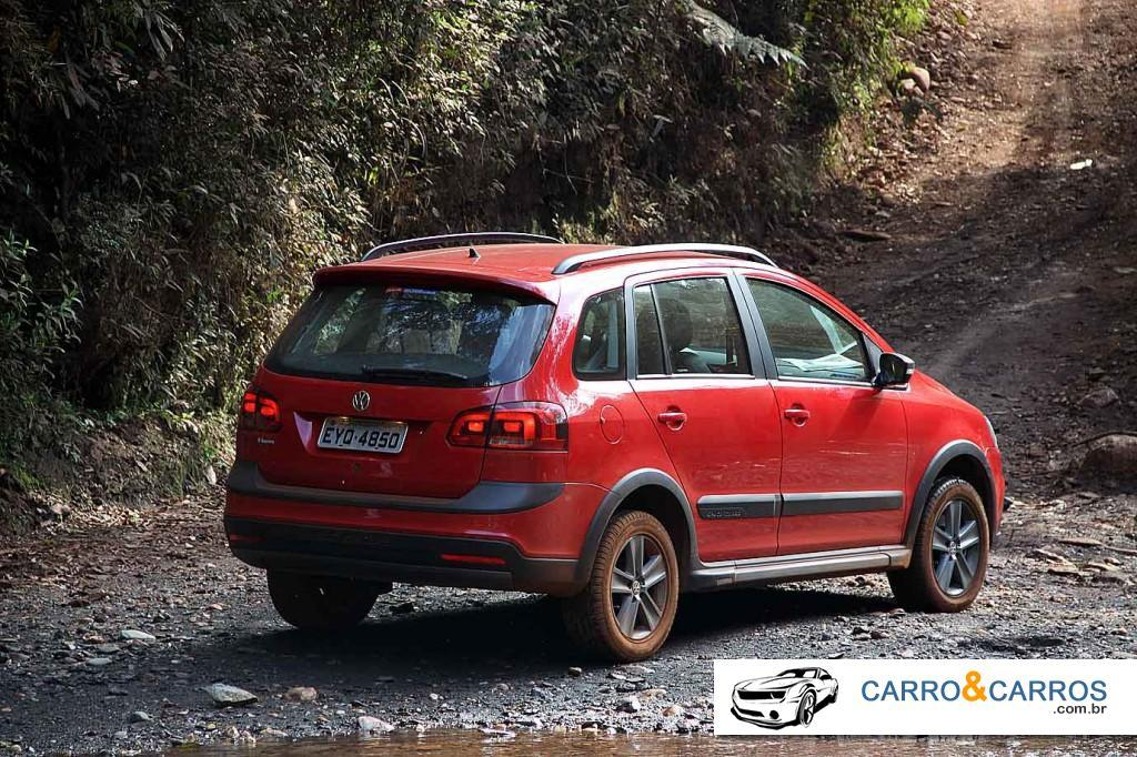 Novo Space Cross 2014 Valor