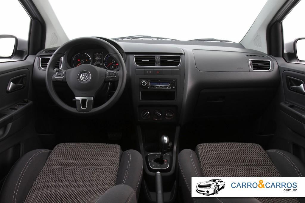 Novo Space Cross 2014 Interior
