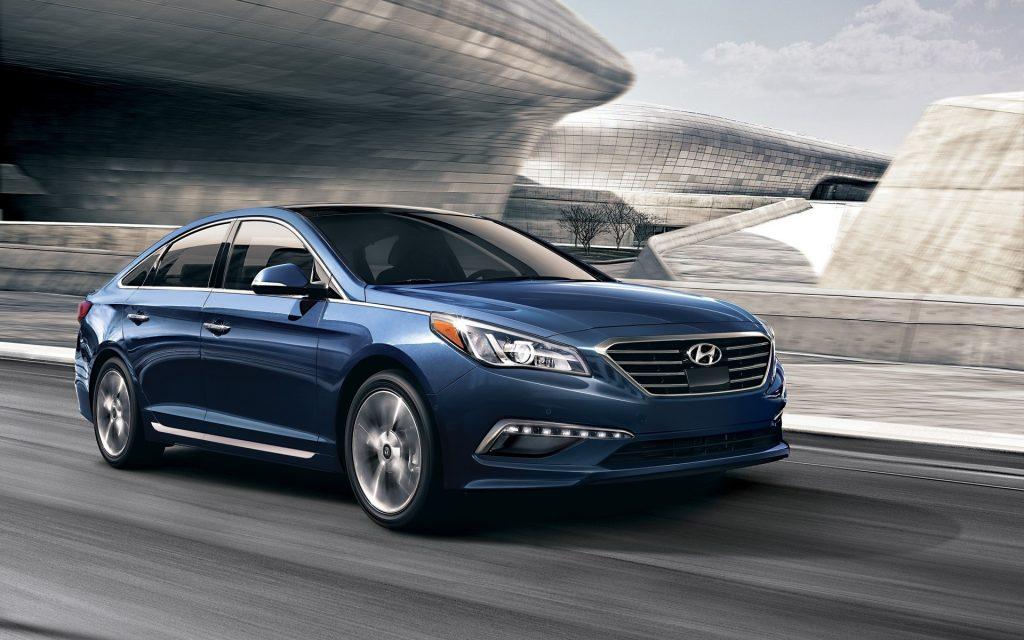 Hyundai Novo Sonata 2018 - Ficha Técnica