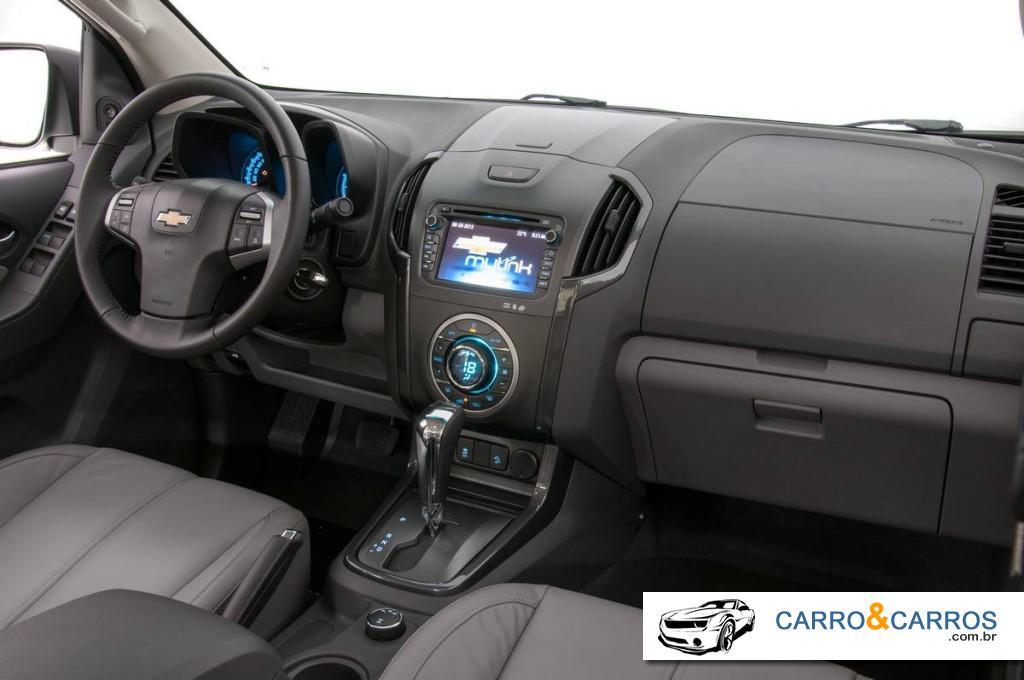Nova S10 2014 Interior LTZ