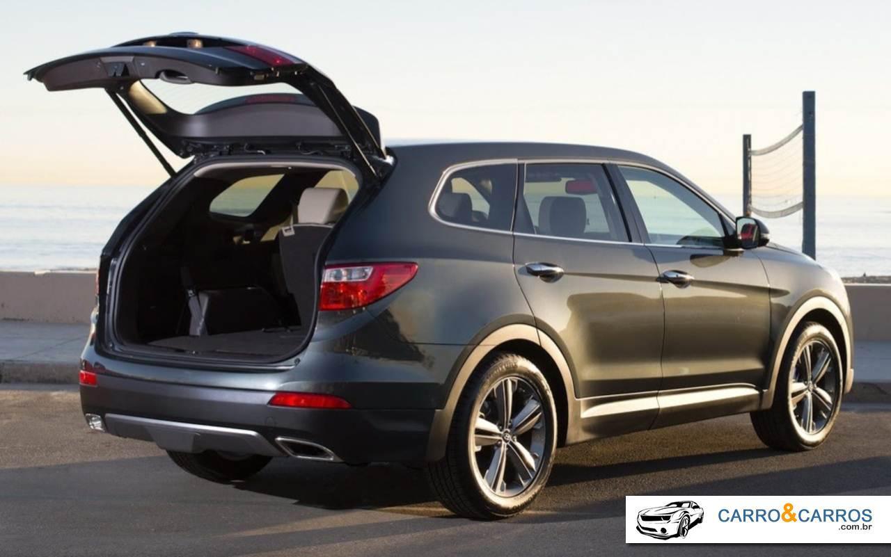 Nova Vera Cruz 2014 2015 Hyundai - Preço, Consumo, Fotos
