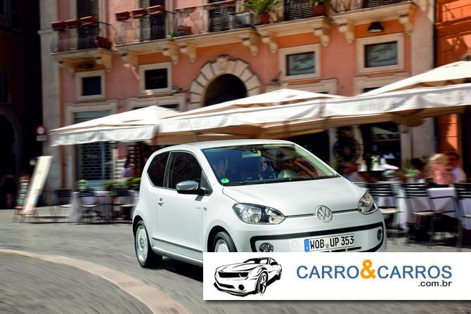 Volkswagen Novo Up 2014 Consumo
