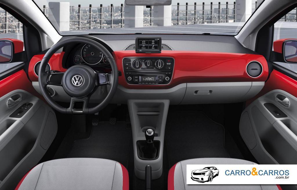 Volkswagen Novo Up 2014 Interior