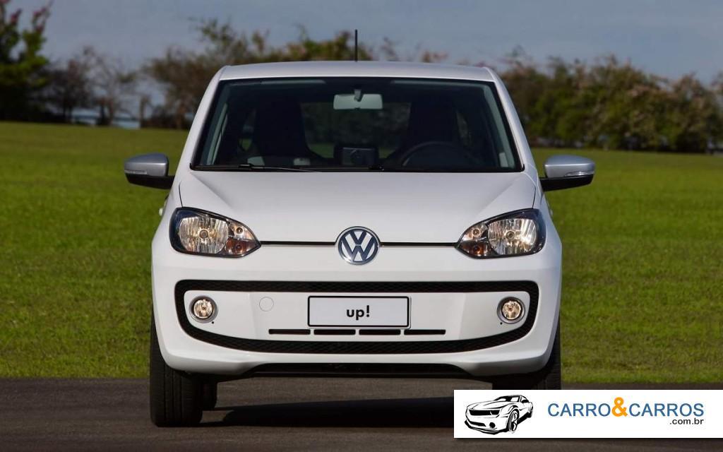 Volkswagen Novo Up 2014 Desempenho