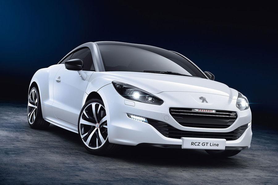 Novo Peugeot Rcz 2018 Pre 231 O Consumo Fotos Ficha