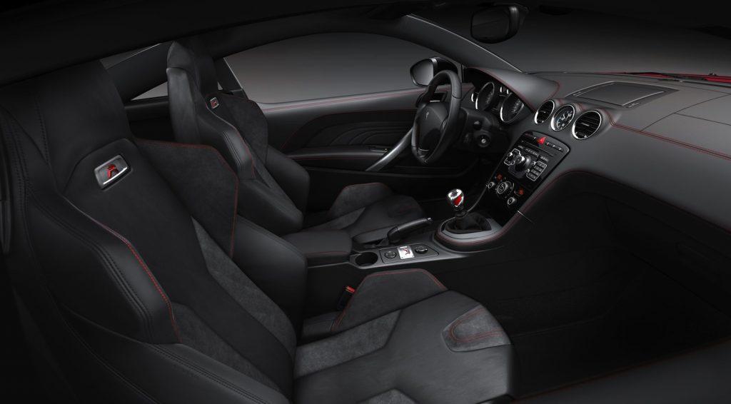 Novo Peugeot RCZ 2018 - avaliação