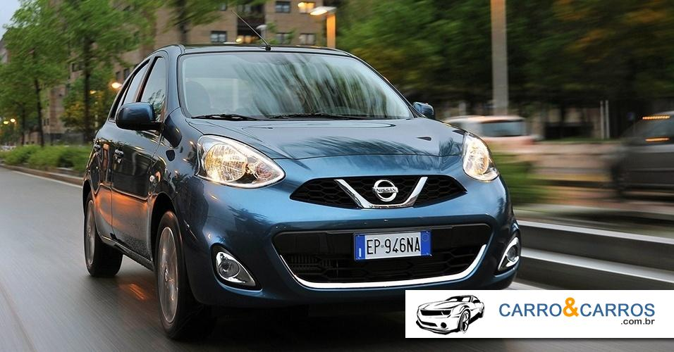 Nissan March 2014 Valor